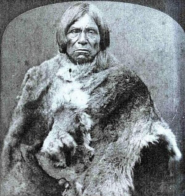 """You makem big fat """"fuck you"""" to native people. Not that you hadn't already, in spectacular fashion. (image by Chief Tenaya)"""