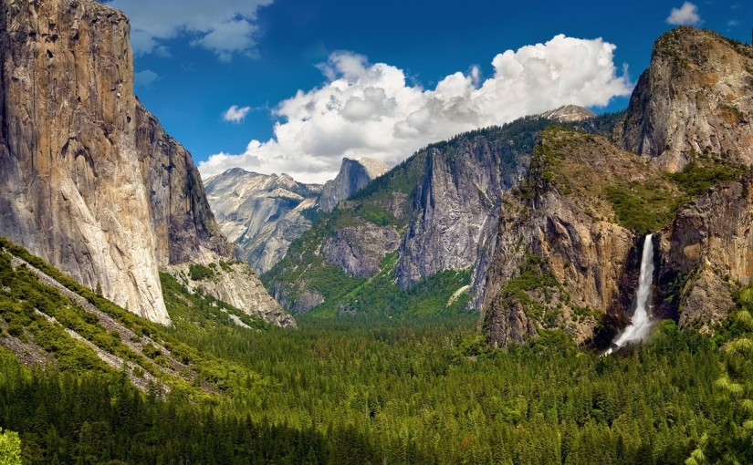 "Yosemite to Be Renamed ""Fuck You National Park"""