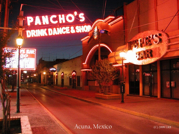 Pancho and Pepe run this town. The rest of us just run from it. (image by wetcanvas.com)